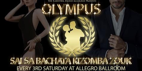 Olympus, every 3rd Saturday