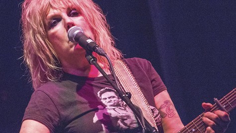 "The New York Times called Lucinda Williams a ""perfectionist"" during the sessions for Car Wheels. To this day, she says she can't live that down."