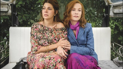 Tomei and Huppert