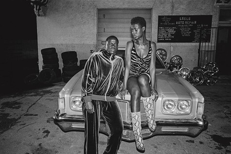 A Bonnie & Clyde for the Black Lives Matter era.