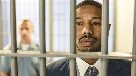 Michael B. Jordan as the crusading lawyer.