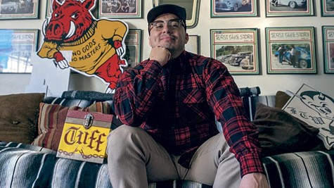 Rene Lopez has 3,000 albums, and he's not done yet.