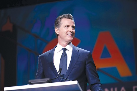 POWER OF THE PEN : Gov. Gavin Newsom signed several bills related to cannabis in California, but more substantial improvements in how the industry operates will require changes in federal law.