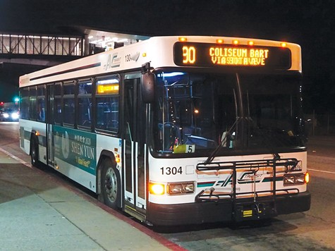 BUSTED: The coronavirus pandemic has created a 'death spiral' in funding for AC Transit, BART and other public transit agencies in the Bay Area.