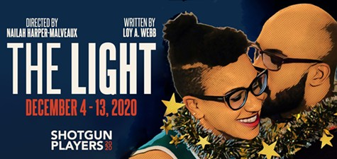 Dec 4-13, The Light, presented by Shotgun Players