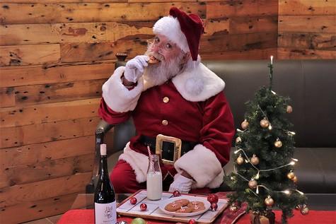 Cooking w/ Santa
