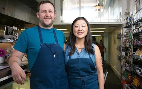 David Wasem and May Seto Wasem of Grand Lake Kitchen.