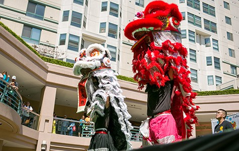 The Oakland Chinatown StreetFest is easily the single biggest event in Chinatown each year.