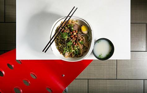 The namesake dish at Classic Guilin Rice Noodles.