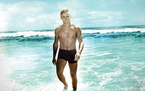 Tab Hunter.
