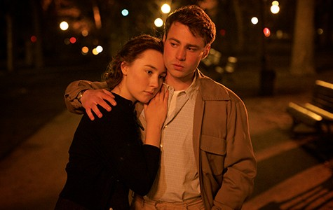 Saoirse Ronan stars as Eilis Lacey in Brooklyn.