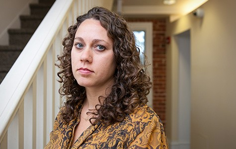 Kaiser psychiatric social worker Genna Brodsky said patients wait weeks for mental health appointments.