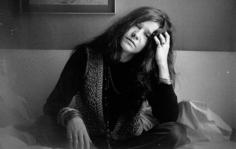 Janis Joplin lived hard and died young.