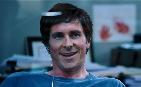 Christian Bale stars in The Big Short.