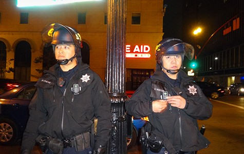 Oakland police officers began to wear body cameras in 2010.