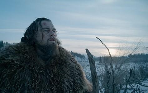 Leonardo DiCaprio starts in The Remnant.