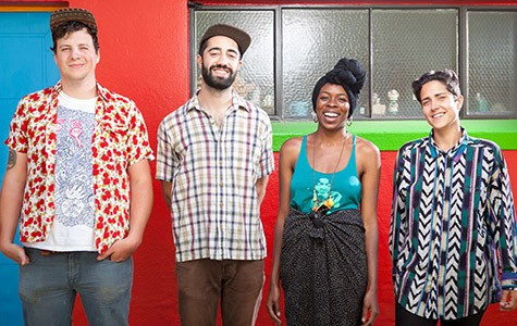 Bells Atlas' EP Hyperlust combines a pop sensibility with deft jazz musicianship.