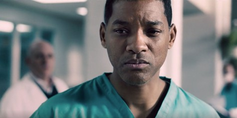 Will Smith stars in Concussion.