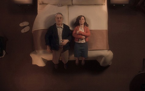 David Thewlis and Jennifer Jason Leigh lend their voices to Anomalisa.