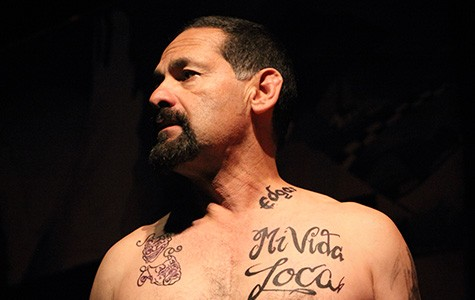 PLATES: THE MOST DANGEROUS TATTOO a play by Paul Flores | KPFA