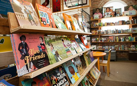 Marcus Books has a large collection of books for children of color.