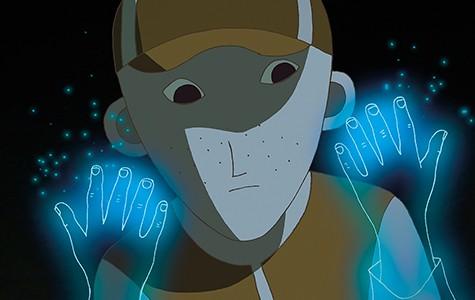 An image of Leo from Phantom Boy