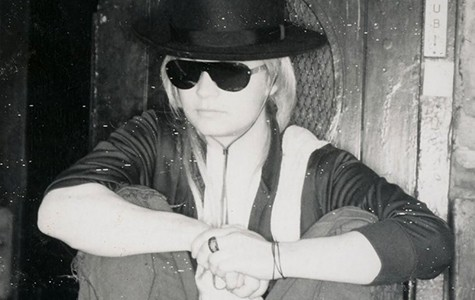 Savannah Knoop as JT LeRoy.