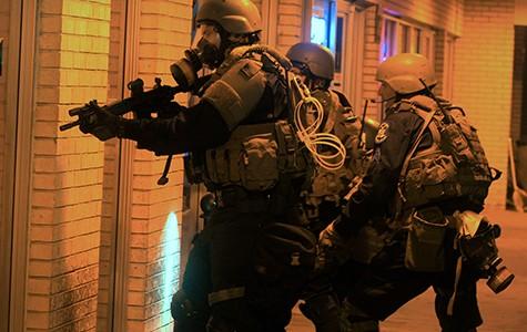Ferguson, Missouri police in Do Not Resist