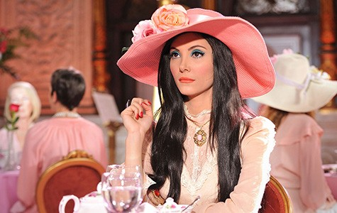 Samantha Robinson in The Love Witch.