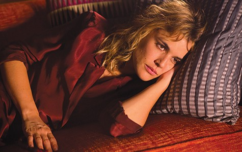 Adriana Ugarte assists Almodóvar's redemption in Julieta.