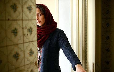 Taraneh Alidoosti does not like her new apartment in The Salesman.