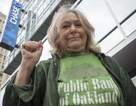 Will Oakland Become First U.S. City To Ditch Wall Street And Establish A Public Bank?
