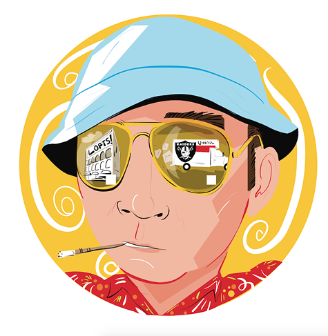 Fear and Loathing in (the New) Oakland