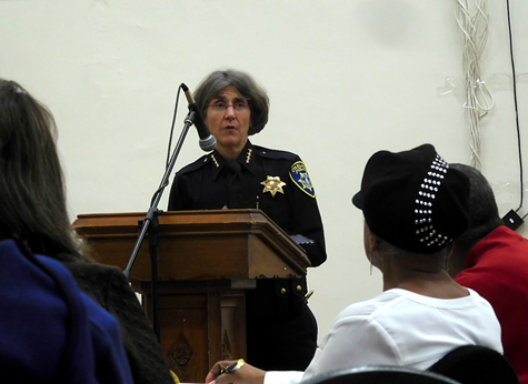 Oakland Police Chief Kirkpatrick Points Blame at Ex-Chief Whent for Mishandling of Celeste Guap Sex Crimes Case
