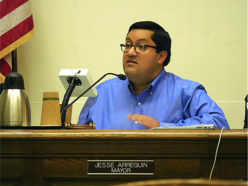 Mayor Jesse Arreguin revised several of the police policies.