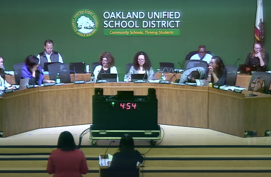 The school board must cut millions more from the district budget this year.