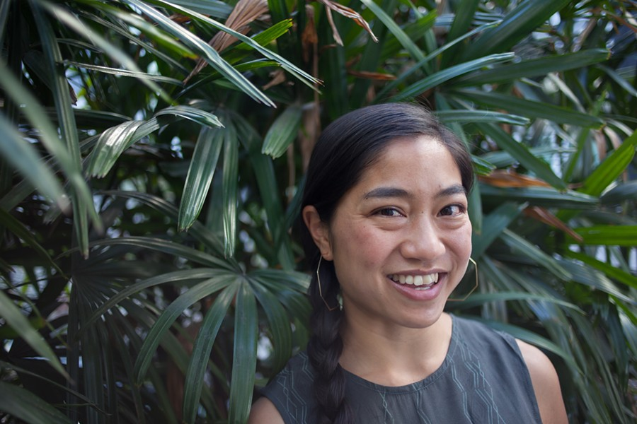 Aileen Suzara of Sariwa will cook in Oakland this week. - PHOTO COURTESY OF LA COCINA