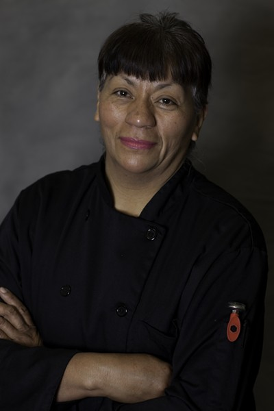 Alicia Villanueva - PHOTO COURTESY OF LA COCINA