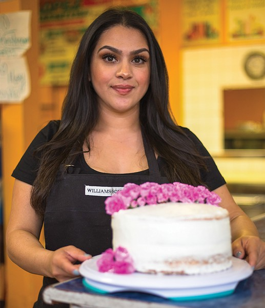 Karla Lopez spends every weekend baking cakes for customers who found her on Instagram. - PHOTO BY RICHARD LOMIBAO