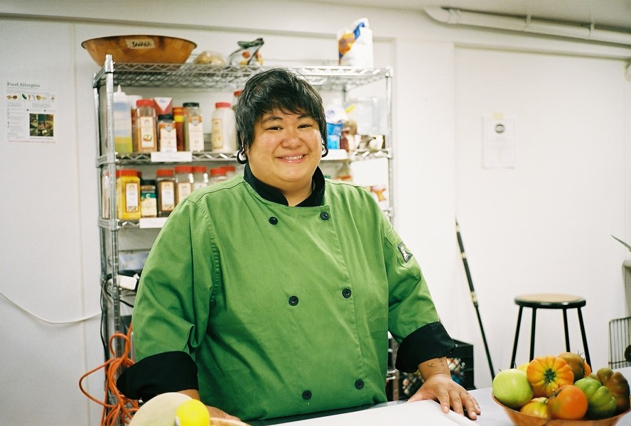 Charleen Caabay will soon close her Oakland restaurant. - SANTANA BELLAS/FILE PHOTO