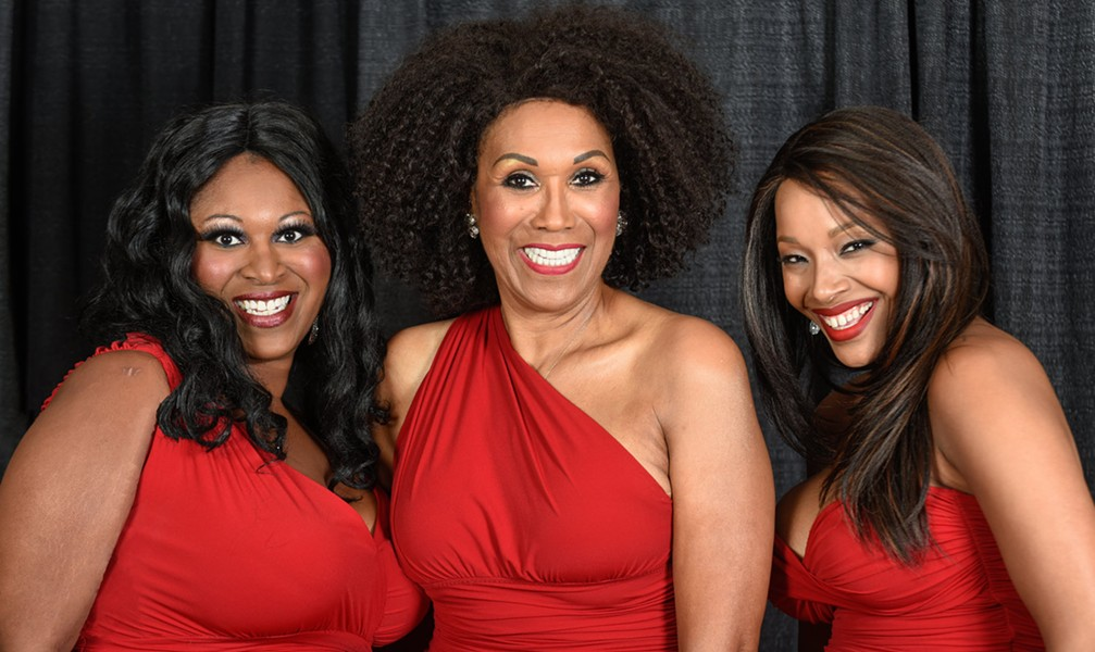 The Pointer Sisters will receive a key to the city. - PHOTO COURTESY OF ART + SOUL OAKLAND