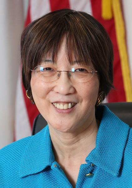 Alameda County Supervisor Wilma Chan