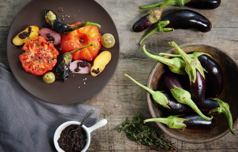 Anaviv's Table focuses on local, sustainable, chef-driven food. - PHOTO COURTESY OF ANAVIV