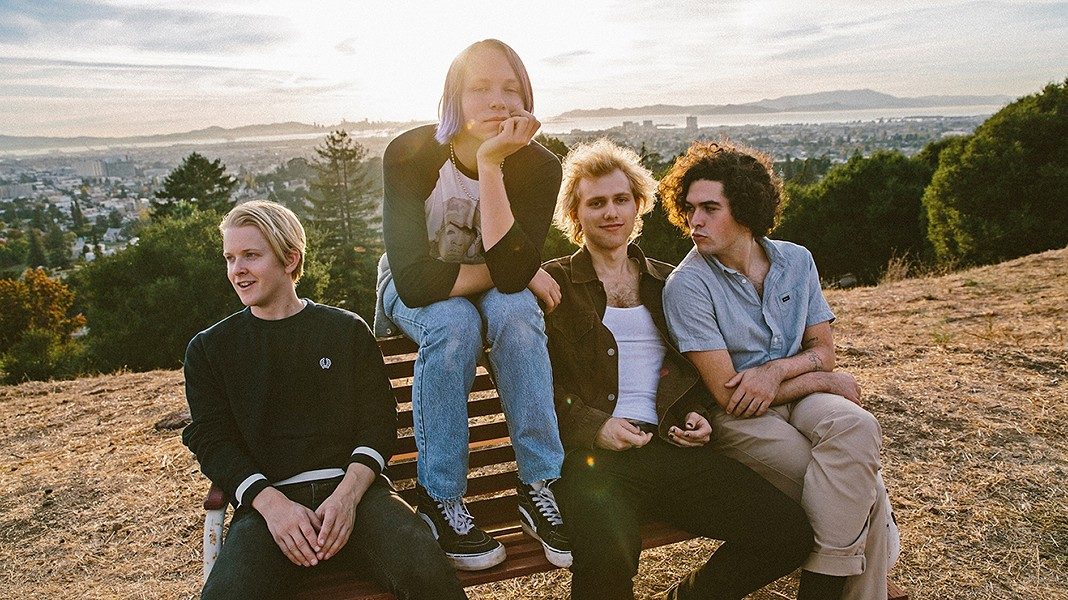 Oakland's SWMRS was recently signed by Fueled by Ramen. - PHOTO COURTESY OF ALICE BAXLEY