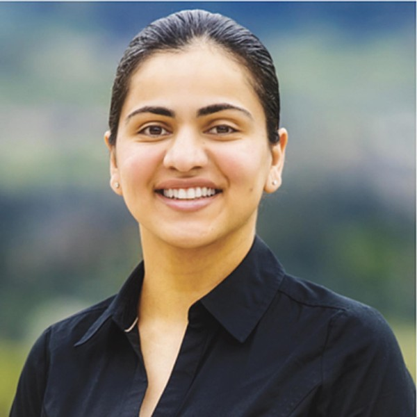 A conservative opposition research maven is digging for dirt on Aisha Wahab. - PHOTO COURTESY OF AISHA WAHAB