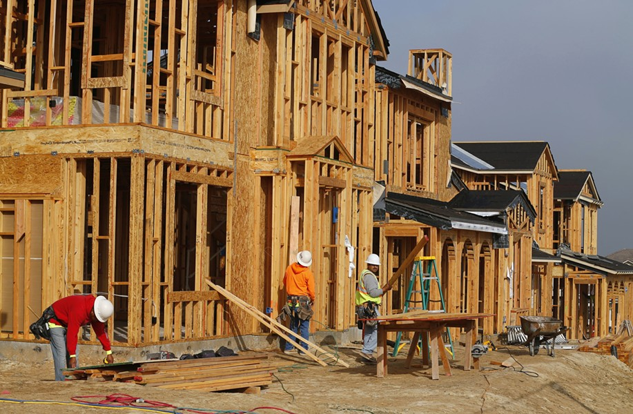 Oakland is expected to add 6,800 new housing units to the market this year. - WIKIMEDIA COMMONS