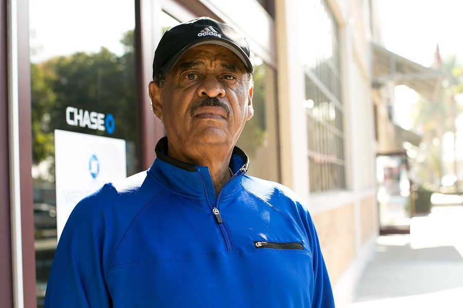 A number of candidates hoping to replace Oakland Councilmember Larry Reid has already materialized. - BERT JOHNSON
