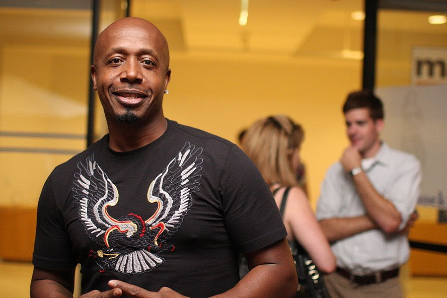MC Hammer's reunion concert tonight in Oakland was cancelled at the last minute. - WIKIMEDIA COMMONS