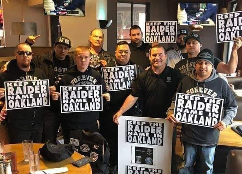 Oakland's lawsuit against the Raiders was backed by Assemblymember Rob Bonta, Alameda County Supervisor Nate Miley, and Oakland Councilmember Noel Gallo, in addition, to citizen advocacy. - 66TH AVENUE MOB