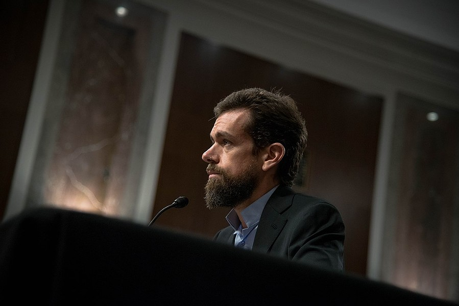 Twitter co-founder and CEO Jack Dorsey. - WIKIMEDIA COMMONS